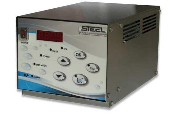 Generador Steel s